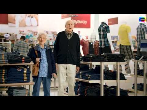 Kmart's 'Ship My Pants' Commercial