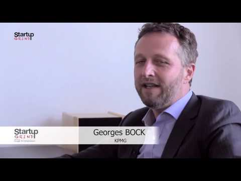 Startup Grind Luxembourg hosts Georges BOCK [KPMG] firesided by Monica JONSSON [CoachDynamix]