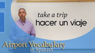 Traveling Vocabulary | Spanish For Beginners (Ep. 20)