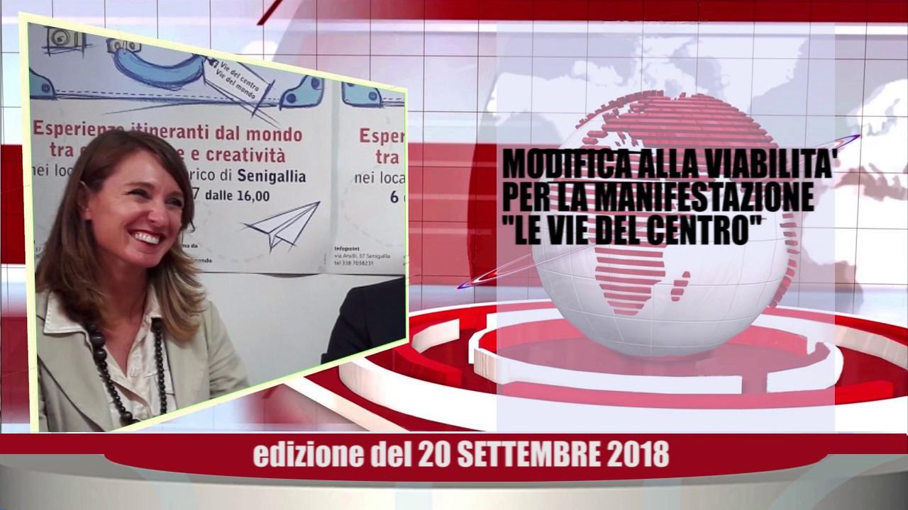 Velluto Notizie Web Tv Senigallia Ed  20 09 2018