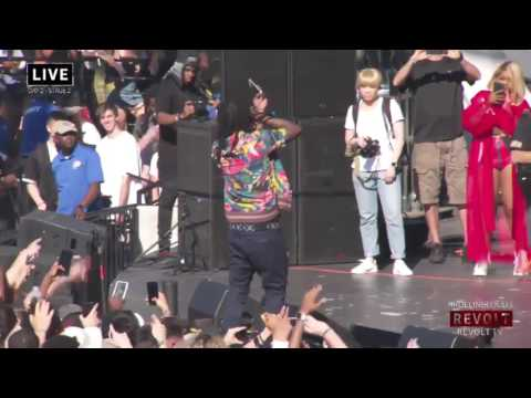 Chief Keef Rolling Loud 2017 Full Performance in Miami
