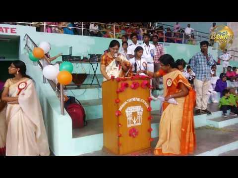 SPORTS DAY 2017 OF VIGNANA JYOTHI PUBLIC SCHOOL By Eesha Media