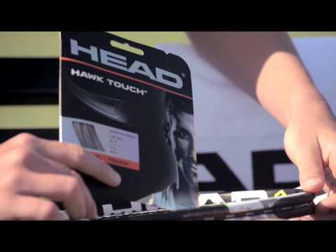 HEAD Gameraiser TV  Alexander Zverev  HEAD Hawk Touch String