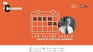 "20 HORAS DE LITERATURA ""Agenda"""