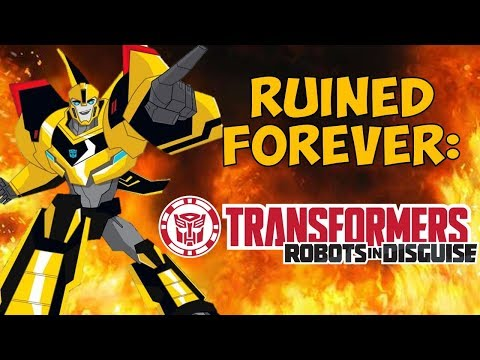 Ruined FOREVER: Transformers Robots in Disguise
