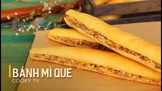 #CookyVN - Cách Làm Bánh Mì Que ngon nổi tiếng Sài Gòn, ăn là ghiền - Cooky TV