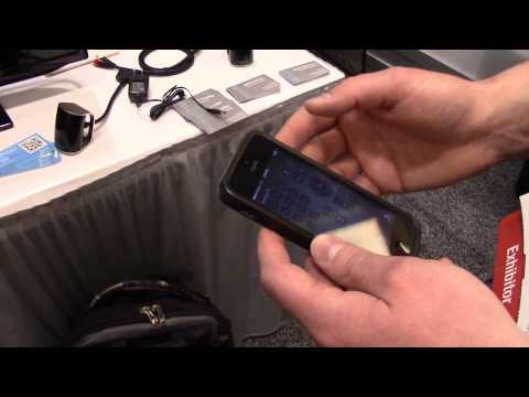 Hands on with the Blumoo Bluetooth audio streaming and home theater controller at CES 2014