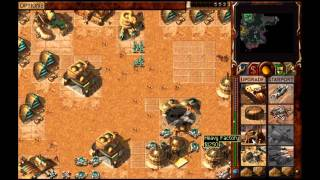 Dune 2000 Ordos Mission 9 - Version 2 (Hard)