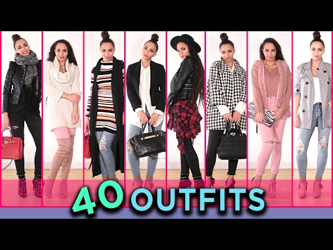 40 Outfits with Jeans! 40 Ways to Wear Jeans Outfit Ideas. http://bit.ly/2zwnQ1x