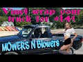 FORD RANGER FLARESIDE PROJECT WRAP YOUR TRUCK FOR $14 USING CHEAP CHINESE VINYL WRAP BOUGHT ON EBAY!