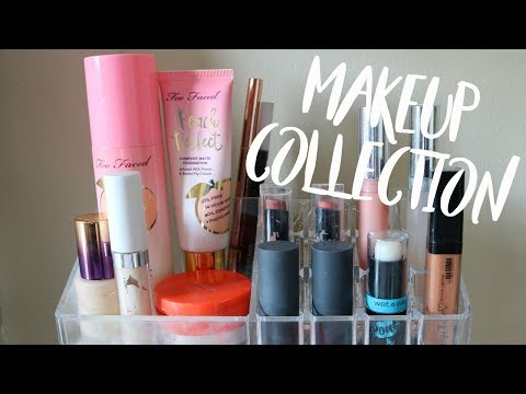Makeup Collection + Vanity Tour (CRUELTY FREE)