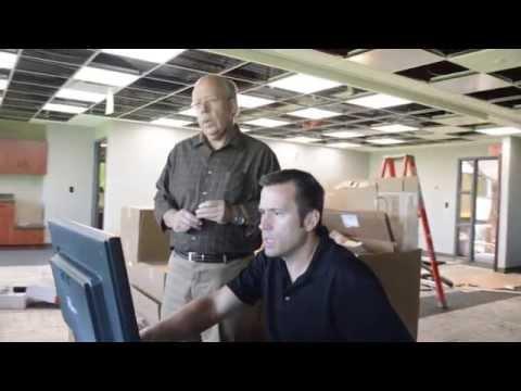 Innovative Lighting PoE Power Over Ethernet Lighting Installation