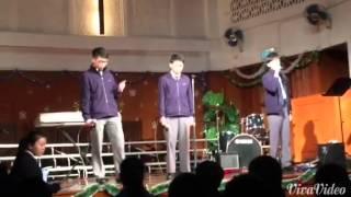 匯基書院2014-15學生會Dreamer 《合唱初賽》Pa