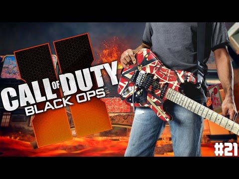 Playing Guitar on Black Ops 2 Ep. 21 - Amazing Fan Reactions