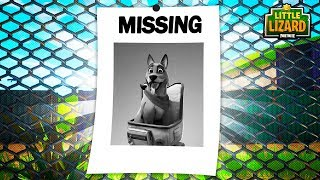 WICKS PUPPY GOES MISSING! *SEASON 6* - FORTNITE SHORT FILMS
