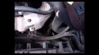 2001 Pontiac Grand Am 3.4L V6 Coolant Problem