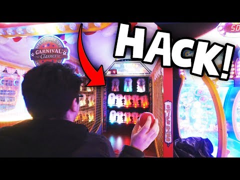 How To HACK This Arcade Game To Get The Jackpot - Arcade Games
