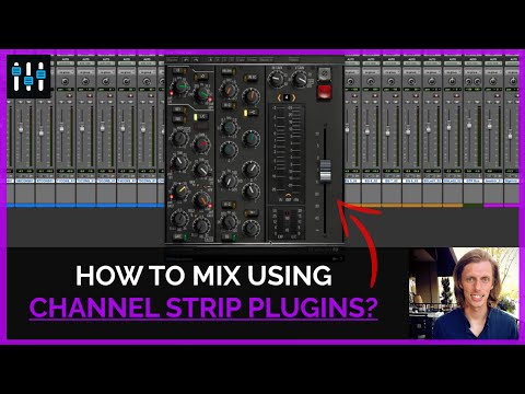 Mixing with Channel Strip Plugins: Brainworx bx_console & Waves Renaissance