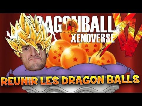 TUTO DBZ Xenoverse : Comment récupérer les Dragon Balls avec Bob Lennon