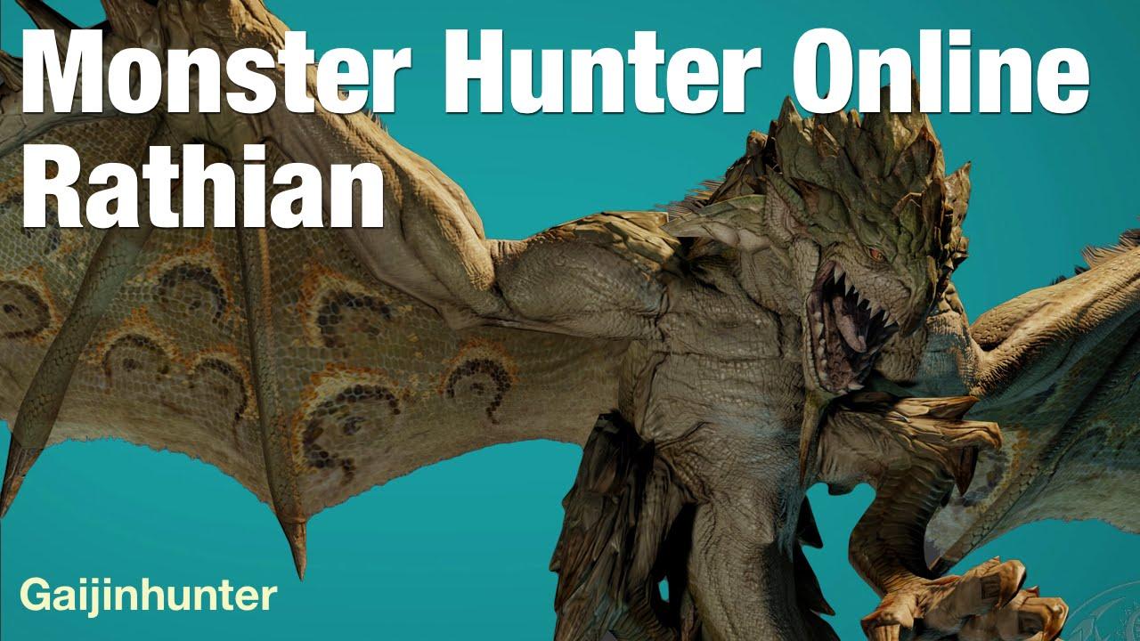 how to get rathian plate monster hunter world