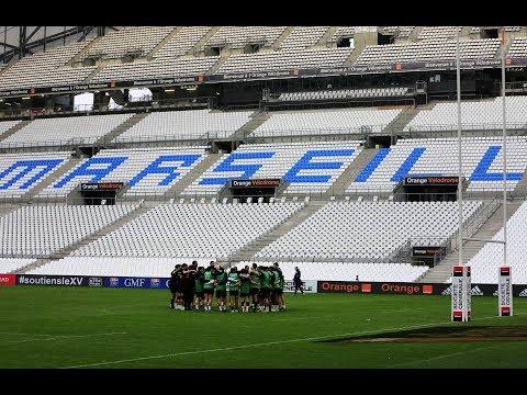 XV de France : Marseille dans l'histoire !