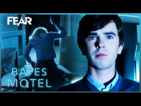 Norman Is Haunted By Mother's Ghost   Bates Motel