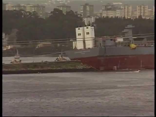 Vinte anos do accidente que levou por diante a ponte das Pías