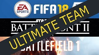 Ultimate Team has Broken FIFA and now EA want it in ALL Games