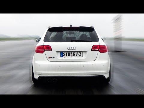 AUDI RS3 Sportback Acceleration Sound & LAUNCH CONTROL!