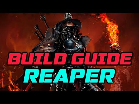 Maia Rua the Reaper (Heavy Gunner) – Pillars of Eternity 2: POTD Build Guide |