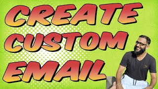 How To Setup Your Custom Email Address For Beginners In 2020???