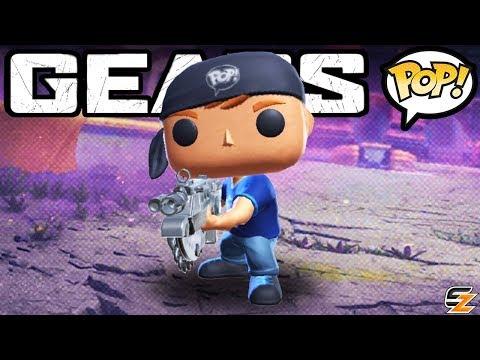 FIRST ONLINE MATCH! - GEARS POP Gameplay! (Gears POP 2019)