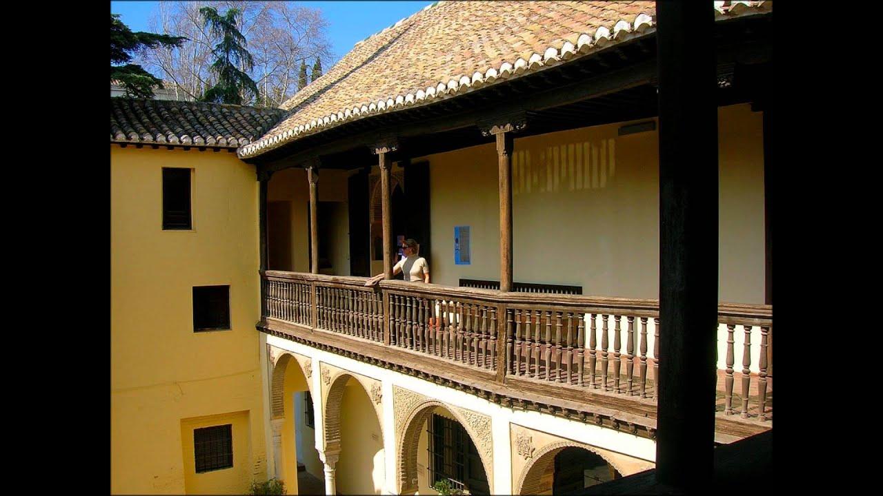 Casa del chapiz granada youtube for Casa relax granada