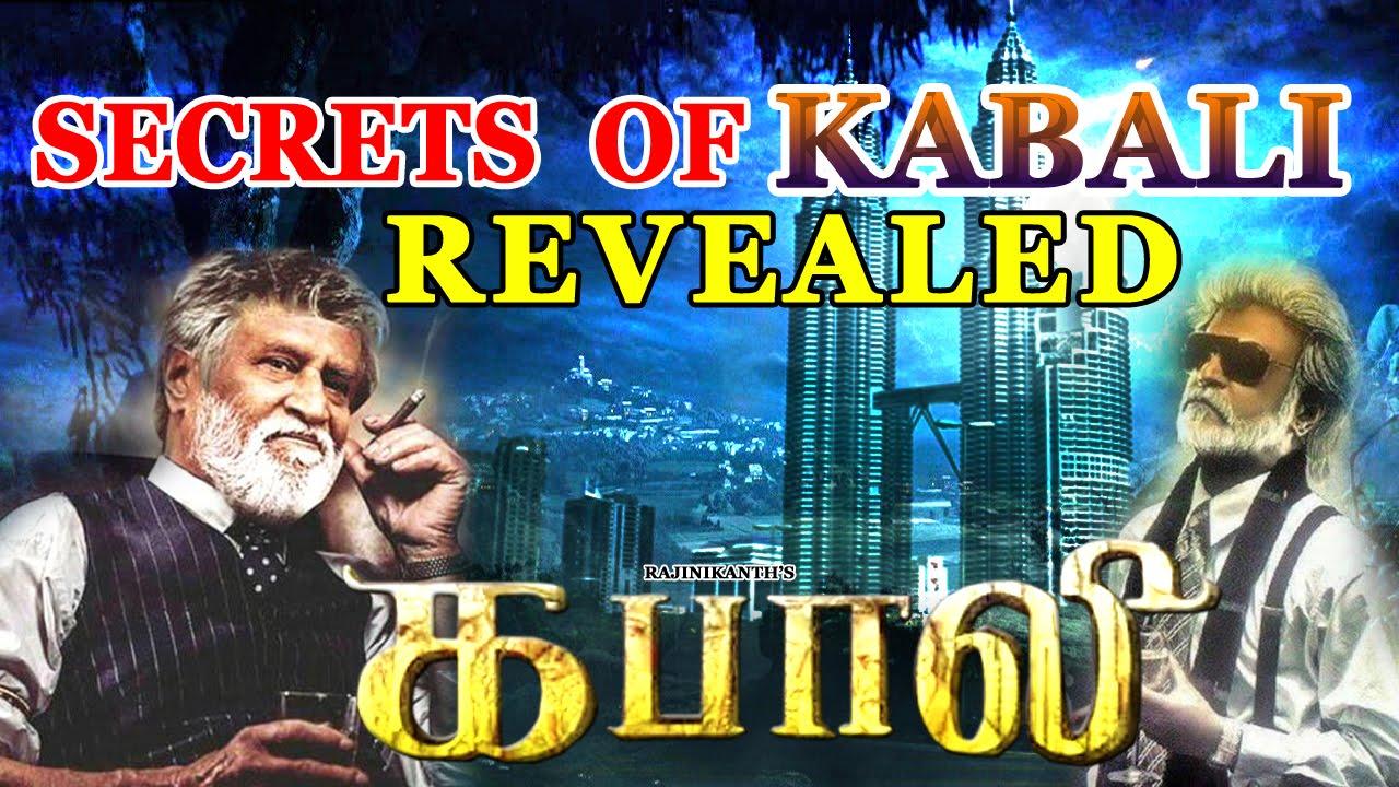 Secrets of Kabali Revealed   Rajnikanth,Radhika Apte   By Pa Ranjith