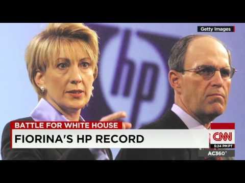 Presidential Election 2016: Carly Fiorina Thinks Vladimir Putin and Donald Trump