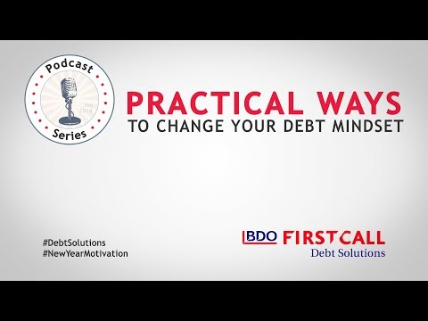 Practical Ways to Change Your Debt Mindset (Season 2, Episode 2)