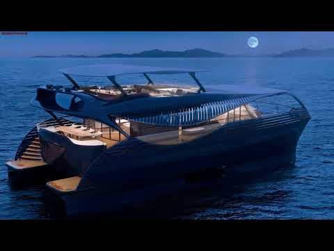 SolarImpact Solar Yacht