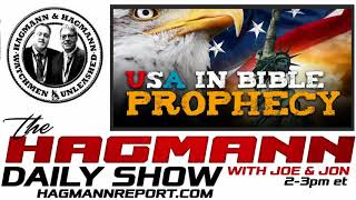 The Hagmann Daily Show 2018 - Prophecy, Sea Beast of Revelation 13 And America in Bible Prophecy