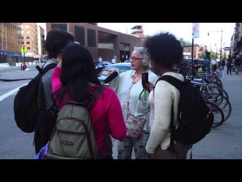 "WNYC Radio Rookies ""Battling Homophobia at East Side Community School"""