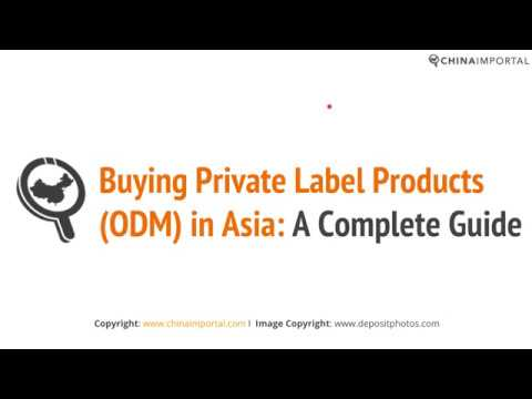 Buying Private Label Products in China: Video Tutorial