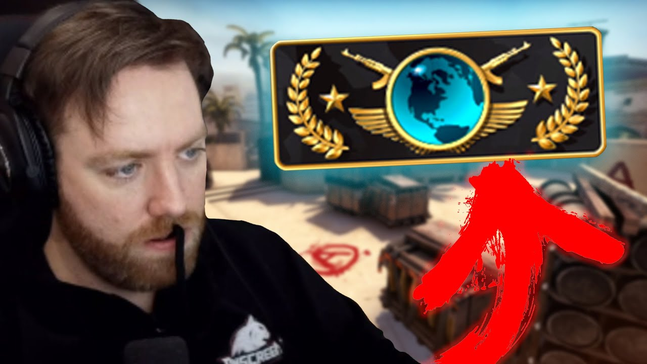 Download I FINALLY REACHED GLOBAL ELITE IN CS:GO!