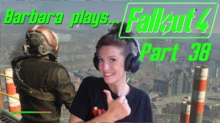 Fallout 4 Gameplay Part 38 PC HD We phoned Vault-Tec FOR REAL