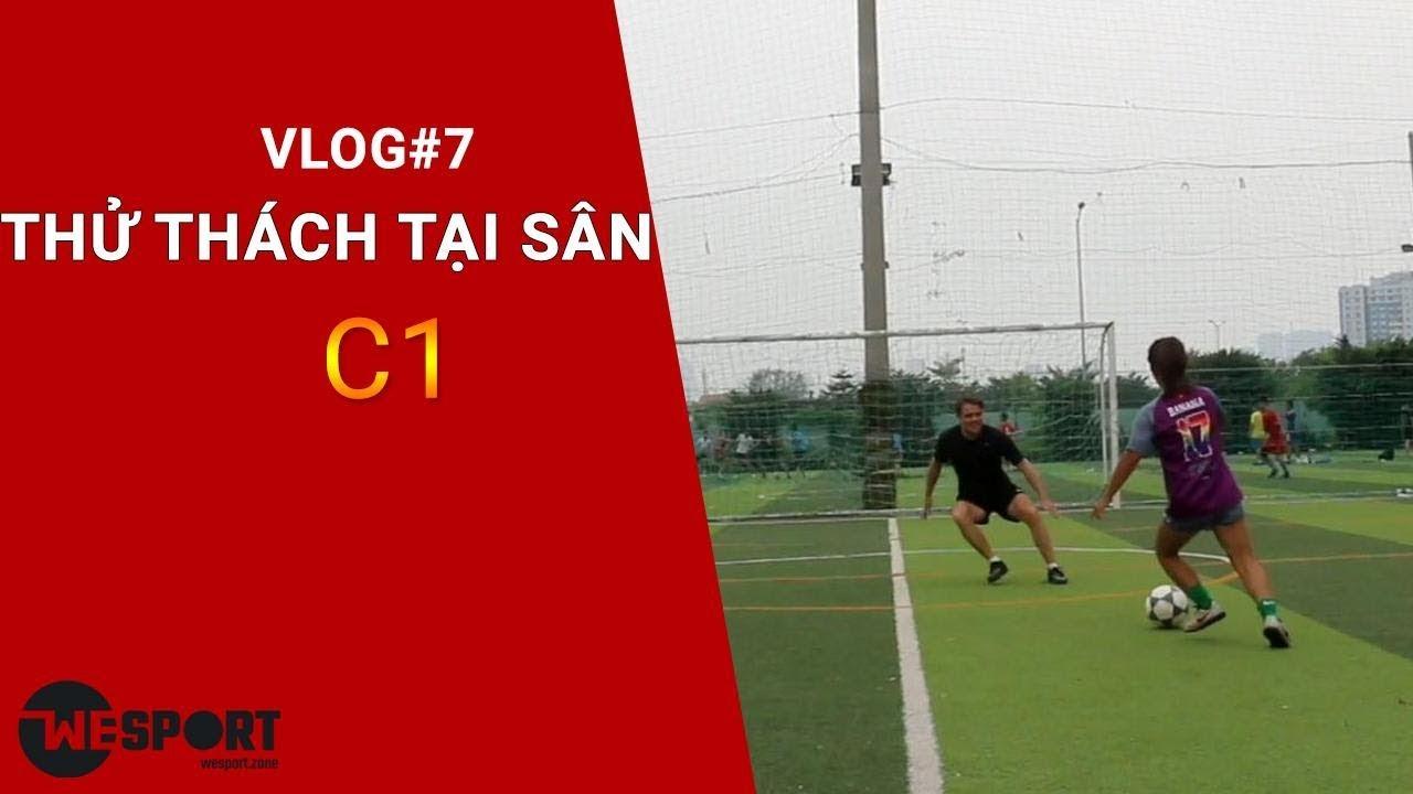 Sân Bóng Đá C1 – Sân Bóng Đá Quận Bình Thạnh | WeSport Facilitites
