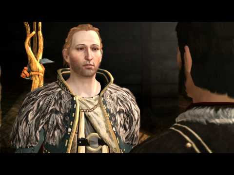 Dragon Age 2: Anders Romance #7: Gift: Tevinter Chantry Amulet (Rivalry)