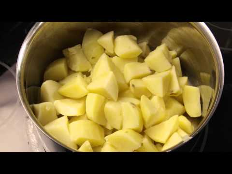 How to make great mashed potatoes from scratch