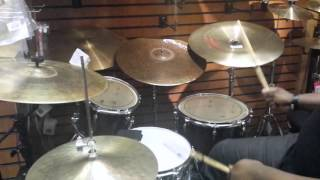 2nd Hand china cymbals - Oriental classic, Paragon and Sound creation!