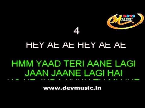 Deewana Tera karaoke Sonu Nigam www.devsmusic.in Devs Music Academy