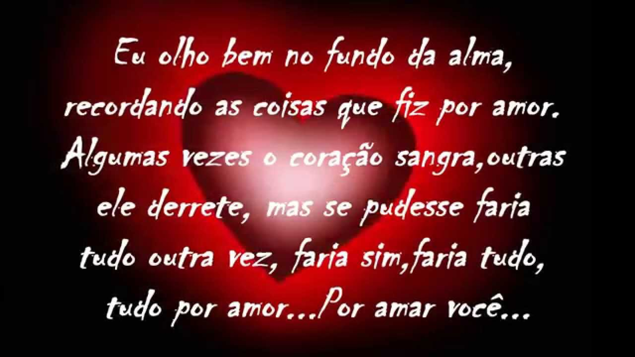 All For Love Tudo Por Amor Jimmy Cliff