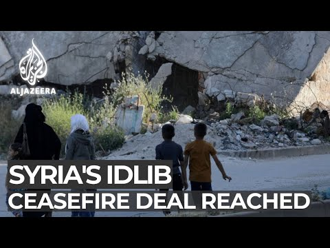 Russia announces ceasefire deal with Turkey in Syria's Idlib