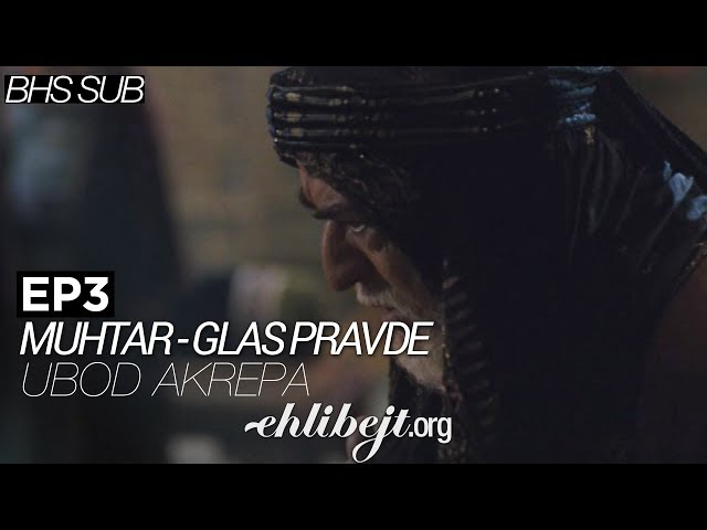 Muhtar - glas pravde | Epizoda 3 | Ubod akrepa
